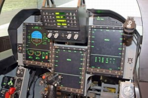 Cockpit of JF-17 Thunder / FC-1