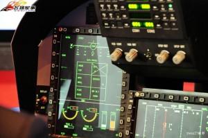 Cockpit of JF-17 thunder / FC-1